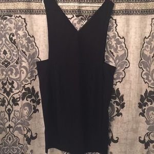 NWOT Sz 20W jumper dress.
